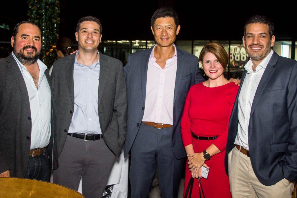 Victor Kong y amigos